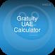 Gratuity UAE Calculator by HIOX Softwares Pvt Ltd