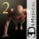 iMuscle 2 by 3D4Medical.com, LLC