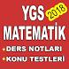 YGS Matematik Konu Anlatım & Soru Bankası 2018 by App-Center