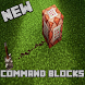 MOD Working Command Blocks for McPE by ShvedXGames