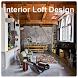 Interior Loft Design by ARPAPORN