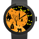 Halloween Watch Face by Meron Apps