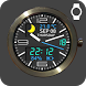 T-50 Watch Face Analog Digital by armata.me