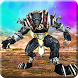 Panther Monster Hero Police Transform Robot Battle by Appitix