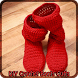 DIY Crochet Boots Cuffs by NeedOon