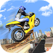 Rooftop Stunts Bike Racing-Motorcycle Trail World by FlipWired 3D Games