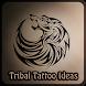 Tribal Tattoo by Heidi Haptonseahl
