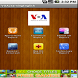 Learning English via VOA by tosedo