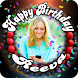 Name Photo On Birthday Cake by Zolos Apps