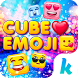 Cube Emoji for Kika Keyboard by Emoji Design Studio