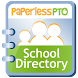 School Directory by Paperless PTO