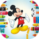 Cartoon Mickey Drawing Books by veera ton