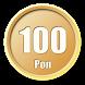 100円交換:登録不要のお小遣い稼ぎアプリ【100Pon】 by IntroM