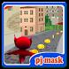 Pj Crazy Mask Adventure by gengs studio