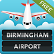 Birmingham Airport Information by FlightInfoApps.com