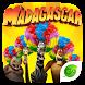 Madagascar GO Keyboard Sticker by Best Design Keyboard