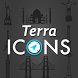 Terra Icons: Augmented Reality by Mollejuo