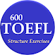 TOEFL Structure Exercises by Raihan Studio