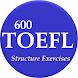 TOEFL Structure Exercises