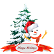 Christmas Theme and Launcher by Waqas Khan Technologies