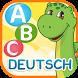 Das Alphabet - ABC Deutsch by Trigonom sh.p.k.