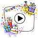 Birthday Video Maker - Photo Slideshow With Music by New Creative Apps for Adults and Kids