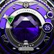 Purple Diamond Watch Face by Maystarwerk Watch Face