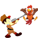 Chicken Hunter 2015 free by Apps Panda