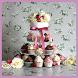 Cupcake Vintage Wallpaper by jennis999