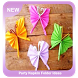 Party Napkin Folder Ideas