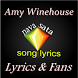 Amy Winehouse Lyrics & Fans by Musicas Baixar