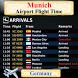 Munich Airport Flight Time