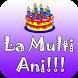 Mesaje La Multi Ani ! by Blu3Apps