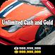 Cheats: CSR2 Unlimited Cash & Gold Prank by FETeam