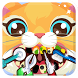 Kitty at the Dentist Girl Game by Girls Games 123