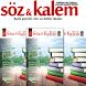 SözveKalem Dergisi by Hür Bilişim
