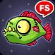 Fish Zombies Crush: Free Tap Games