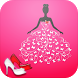 Bridal Dress&Gown Dress models by BarsSoftware