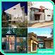 Exterior House Design Ideas by chigonjetso