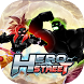 Street Hero - Cartoon Fighter by Derlopsa