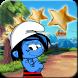 Super Smurf Jungle Adventure by Nicklequeen