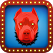 Red Dog Poker - Siba Style by Siba Style Studios Inc.