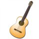 Acoustic guitar music sound by Popular App HD