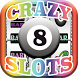 Crazy Eight Slots by Jaxily