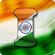 Indian Flag Letter Wallpaper by highlight indian apps
