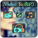 Video To MP3 Converter by XpertApp Studio Inc