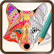 Coloring Book (Art Studio) by Sweet Games Box