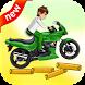 BEN MOTORBIKE RACE by Hot-Games-Baby