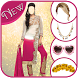 Chudidar Dress Photo Editor by Photo Suit Maker & Photo Suit Editor