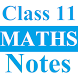 Class 11 Maths Notes by RDS EDUCATION APPS